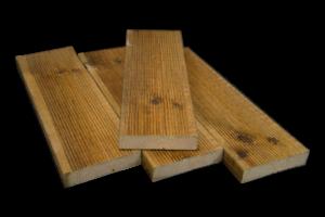 28x120 Deck - Mänd pruun
