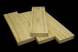 28x120 Deck - Mänd roheline